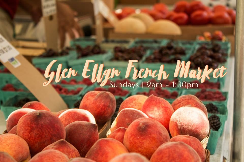 It's Fall at the Glen Ellyn French Market!